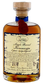 Zuidam Korenwijn 5 years old Single Barrel 0,5L 38%