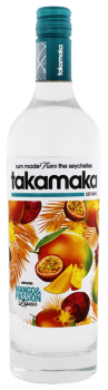 Takamaka Mango and passion rum 0,7L 25%