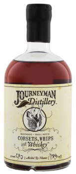 Journeyman Corsets, Whips and Whiskey 0,5L 59,20%