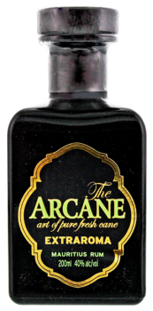 Arcane Extraromas 12 years old rum 0,2L 40%