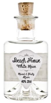 Beach House White Spice rum 0,2L 40%