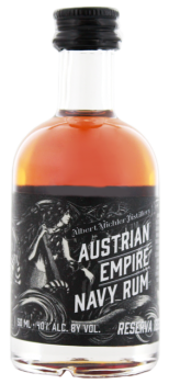 Austrian Empire Navy Rum Reserve 1863 mini