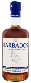 Cane Island Barbados Caribbean Aged Blend Rum