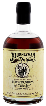 Journeyman Corsets Whips and Whiskey 0,5L 59,15%