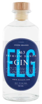 Elg Gin No. 3 Navy Strength 0,5L 57,2%