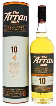Arran 10 years old Malt Whisky 0,7L 46%