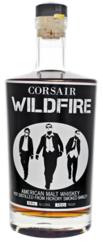 Corsair Wildfire Whiskey 0,75L 50%