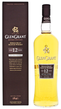 Glen Grant 12YO single Malt Whisky 1L 48%
