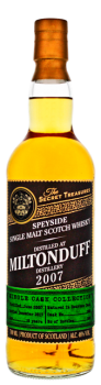 The Secret Treasures Miltonduff 10YO 2007 0,7L 46