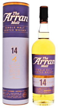 Arran 14YO Malt Whisky Non Chill Filtered 0,7L 46%