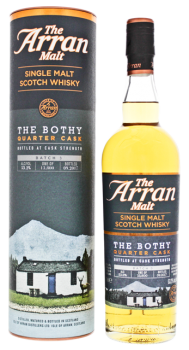 Arran Bothy Quarter Cask Batch 3 whisky 0,7L 53,2%