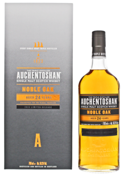Auchentoshan Noble Oak 24YO Limited Release 0,7L