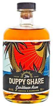 The Duppy Share Caribbean Rum 0,7L 40%