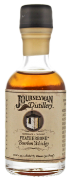 Journeyman Featherbone Bourbon 0,05L 45%