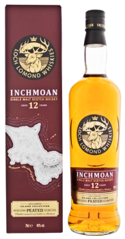 Inchmoan 12YO Peated Single Malt Whisky 0,7L 46%