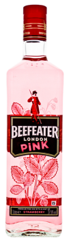 Beefeater Pink Gin strawberry 1L 37,5%