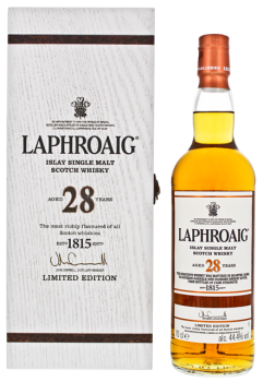 Laphroaig 28 YO Islay Scotch Malt Whisky 0,7L 44,4%