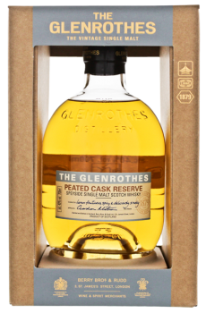 The Glenrothes Peated Cask Reserve 0,7L 40%