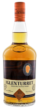 Glenturret 10 YO single malt Scotch whisky 0,7L 40%