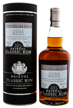 Bristol Trinidad & Tobago 2006 2019 Single Cask No. 472 1 Limited Edition 0,7L 59,8%