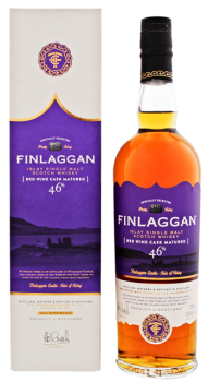 Finlaggan Red Wine Cask Matured Small Batch 0,7L