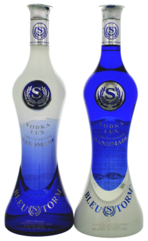 Bleu Storm Vodka 1L 40%