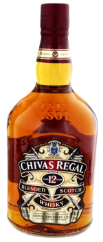 Chivas Regal 12YO Whisky 1L 40%