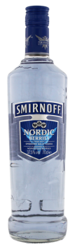 Smirnoff Nordic Berries wodka 0,7L 37,5%
