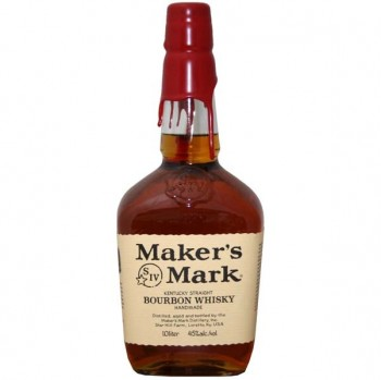 Makers Mark Bourbon whisky 1L 45%