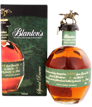 Blanton Special Reserve single Bourbon 0,7L 40%