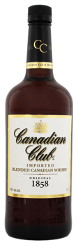 Canadian Club barrel blended whisky 1L 40%