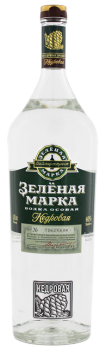 Green Mark Cedar Nut Vodka 1Ltr 40%