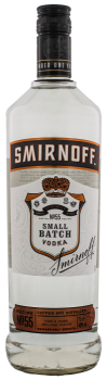 Smirnoff Black small batch wodka 1L 40%