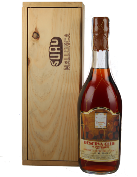 Suau Reserva Club brandy 0,75L 37%