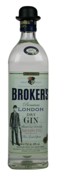 Brokers Premium london Dry Gin 0,7L 40%