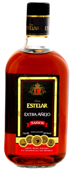 Estelar 5 years old Extra anejo Rum