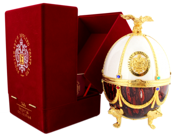 Imperial Collection wodka Faberge Ei wit 0,7L 40%