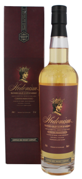 Compass Box Hedonism blended whisky 0,7L 43%
