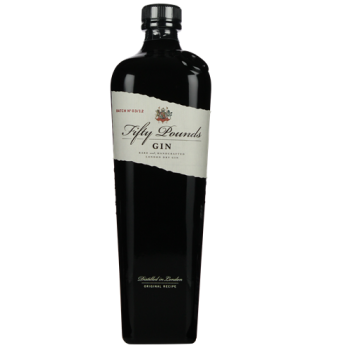 Fifty Pounds London Dry Gin 0,7L 43,5%