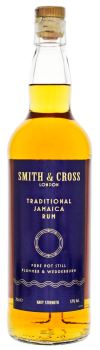 Smith & Cross Traditional Jamaica Rum 0,7L 57%
