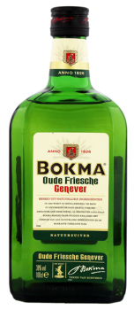 Bokma Oude Friesche Genever Jenever 1L 38%