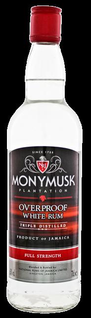 Monymusk Plantation Overproof White Rum online kopen in ...