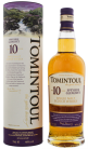 Tomintoul 10YO Single malt Scotch whisky 0,7L 40%