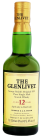 The Glenlivet 12 years old Malt Whisky 0,35L 40%