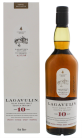 Lagavulin 10YO Islay Single Malt Scotch Whisky 0,7L