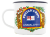 Pussers British Navy Rum Cup