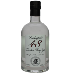 Foxdenton London Dry Gin 0,7L 48%