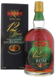 XM 12 years old Special finest caribbean Rum