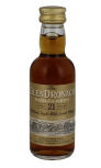 Glendronach Parliament 21 YO single malt 0,05L 48%