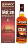 BenRiach 25YO Authenticus whisky 0,7L 46%